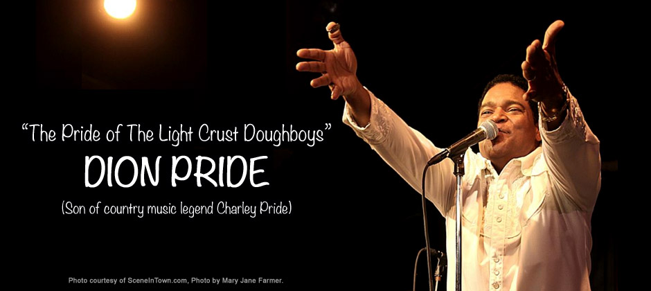 Newest doughboy: Dion Pride